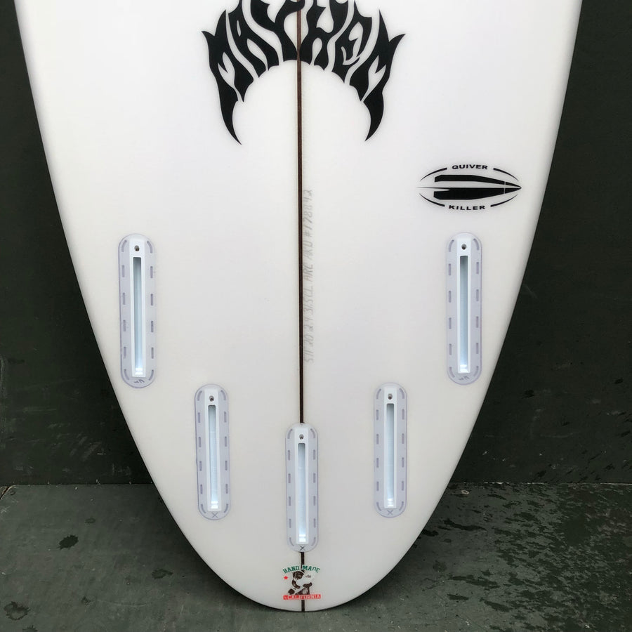 Lost Surfboards - 5'11 Quiver Killer Surfboard-Lost Surfboards-Seaside Surf Shop