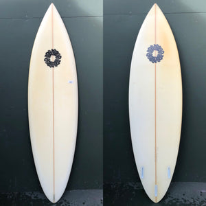 "Used BRAND Surfboards - 6'7"" Pintail Surfboard"