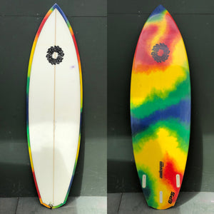 "USED BRAND Surfboards - 6'6"" DT Surfboard"