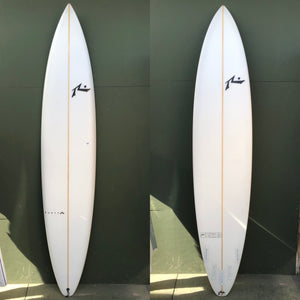 "USED Rusty Surfboards - 8'4"" Custom Big Wave Surfboard"