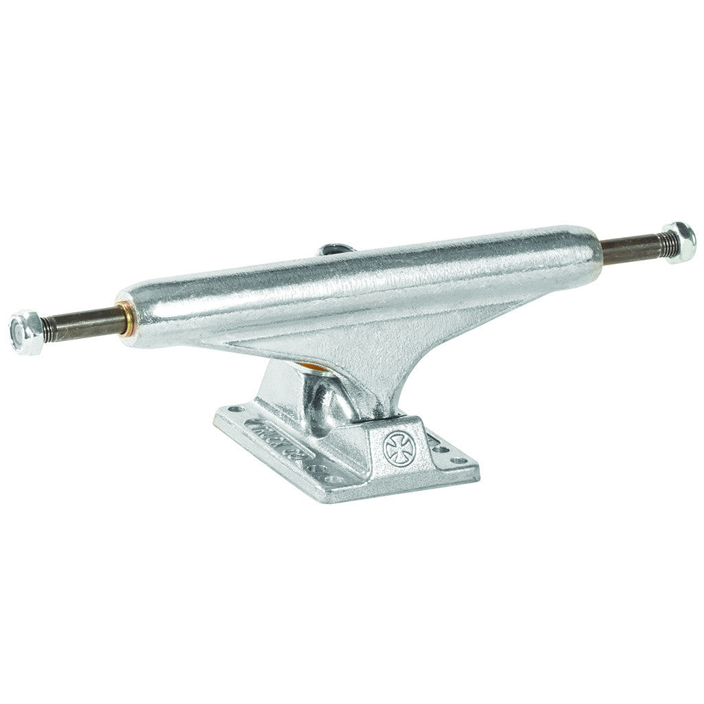 -Skate-Independent Stage 11 Silver Trucks Standard - 169-Independent-Seaside Surf Shop