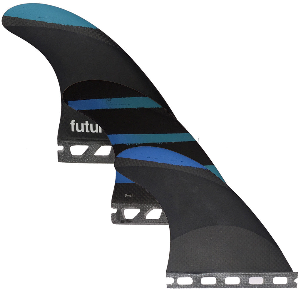 Futures Fins - John John Florence Techflex Small Tri-Fin Set - Seaside Surf Shop 