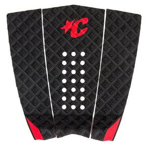 Creatures Kai Hing Traction Pad - Black/Red