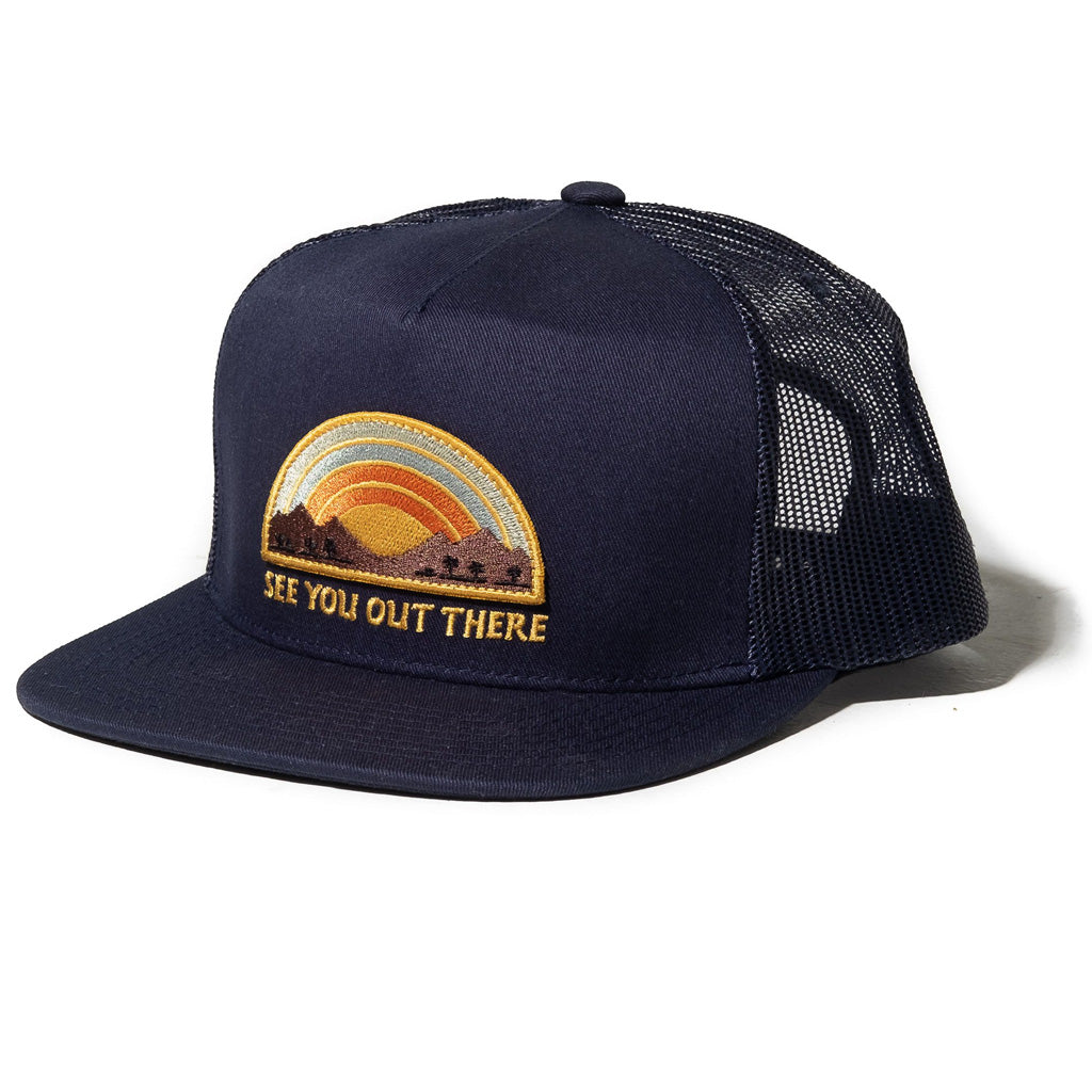 Katin See You Trucker Cap - Navy - Seaside Surf Shop