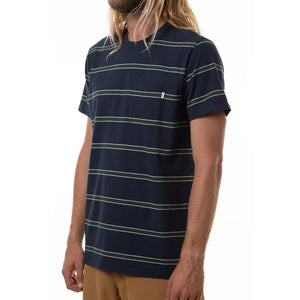 Katin Men's Marshall Pocket Knit Tee - Dark Navy
