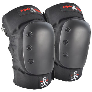Triple 8 KP 22 Knee Pad Set - Black