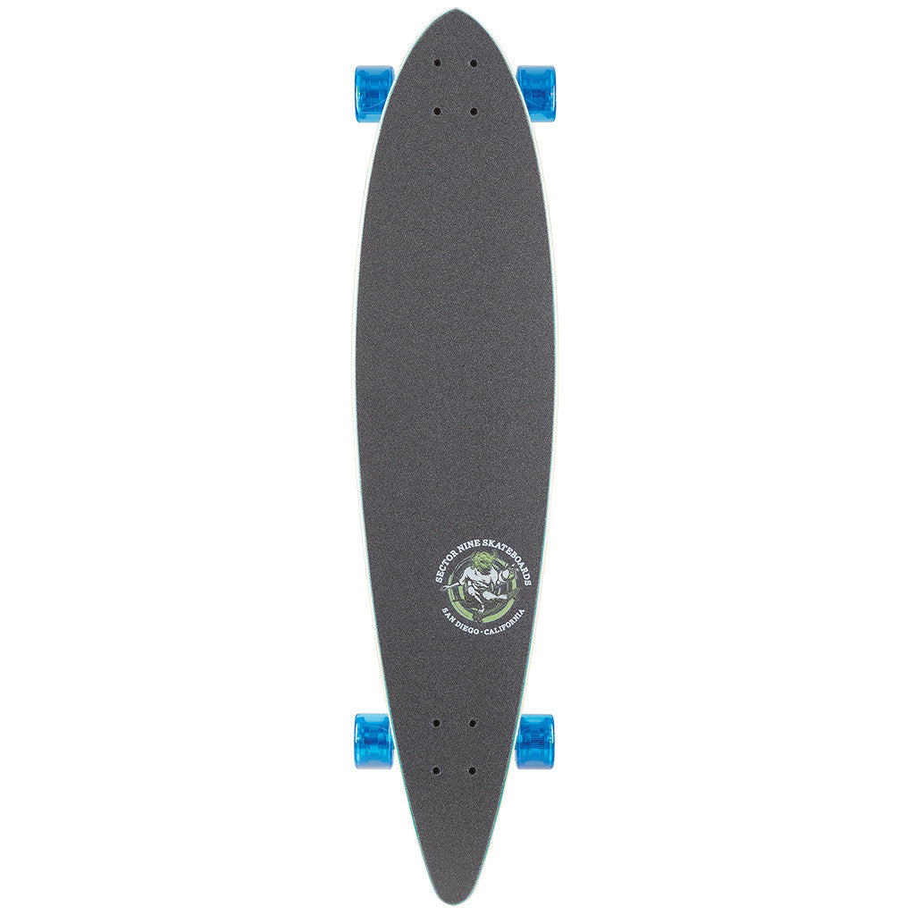 "-Skate-Sector 9 Ledger Complete - 39.75""-Sector 9-Seaside Surf Shop"
