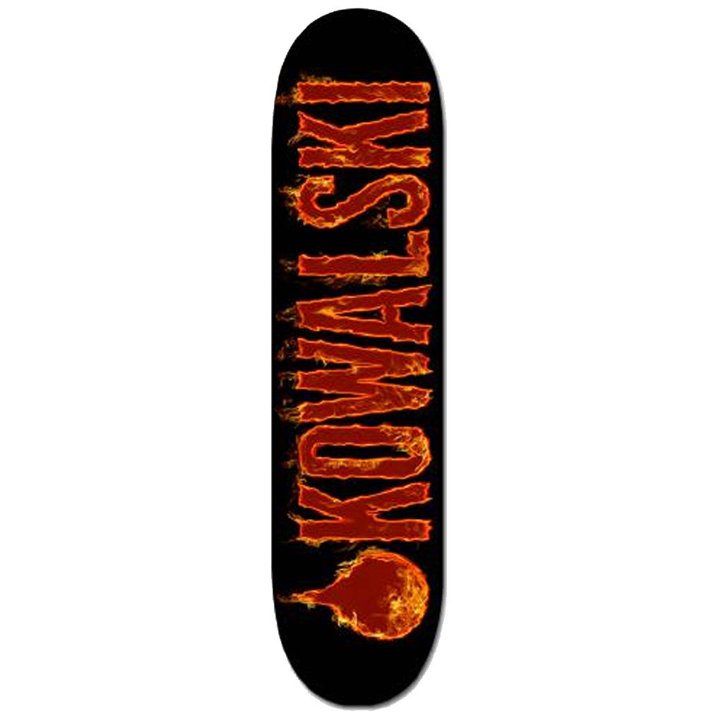 -Skate-Lifeblood Kowalkski Flame Logo 8.38 Deck-Lifeblood-Seaside Surf Shop
