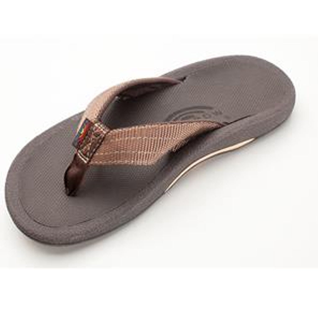 -Footwear-Rainbow Sandals Mens Mariner - Dark Brown-Rainbow Sandals-Seaside Surf Shop