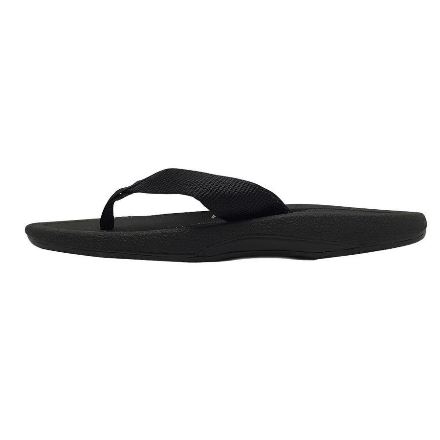 Rainbow Sandals Mens Mariner - Black-Rainbow Sandals-Seaside Surf Shop
