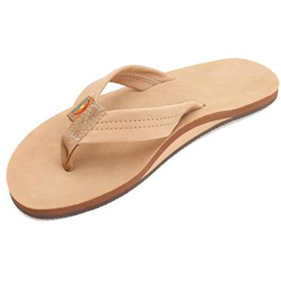 Rainbow Sandals Mens Premiere Leather - Sierra Brown-Rainbow Sandals-Seaside Surf Shop