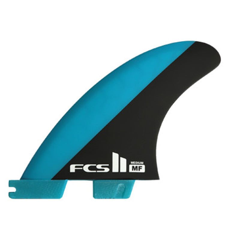 FCS II Mick Fanning PC Carbon Medium Tri Set Fins