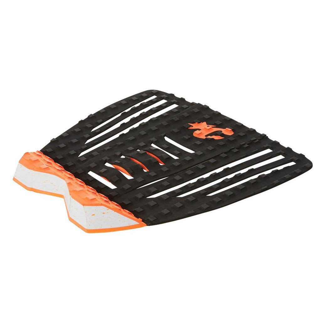 -Surf Accessories-Creatures Nat Young Traction Pad - Black/Orange-Creatures of Leisure-Seaside Surf Shop