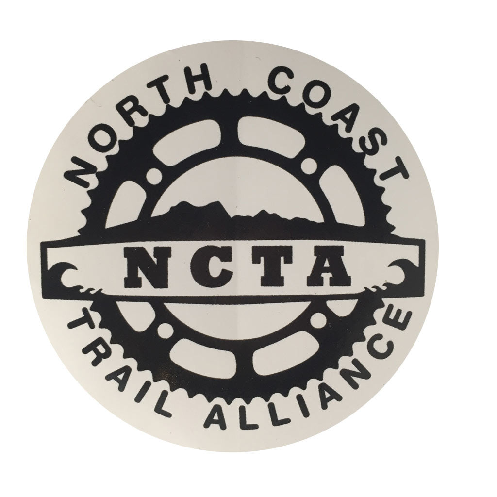 -Misc. Stuff-NCTA Sticker Fundraiser Edition-North Coast Trail Alliance-Seaside Surf Shop