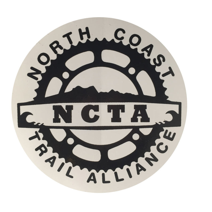 -Stickers-NCTA Sticker Fundraiser Edition-North Coast Trail Alliance-Seaside Surf Shop