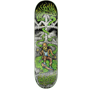 "Creatures Skate Lockwood Burner  32.04"" Deck"