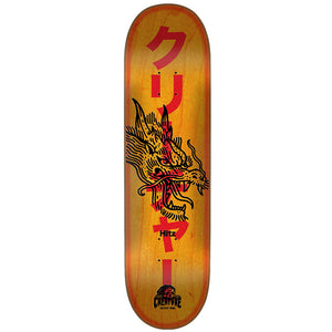 "Creatures Skate Sketchy Demons Hitz Skateboard 32"" Deck - Art"
