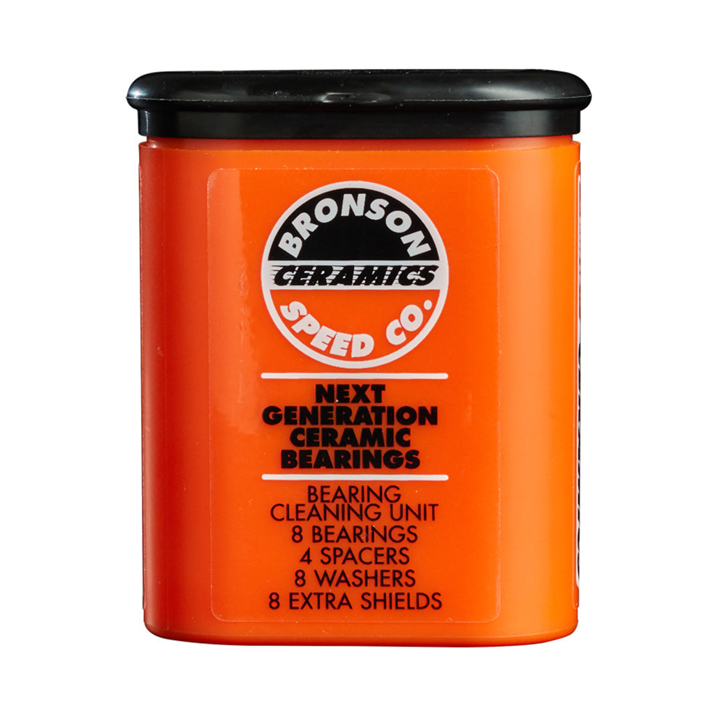 Bronson Speed Co. Ceramic Bearings - Seaside Surf Shop