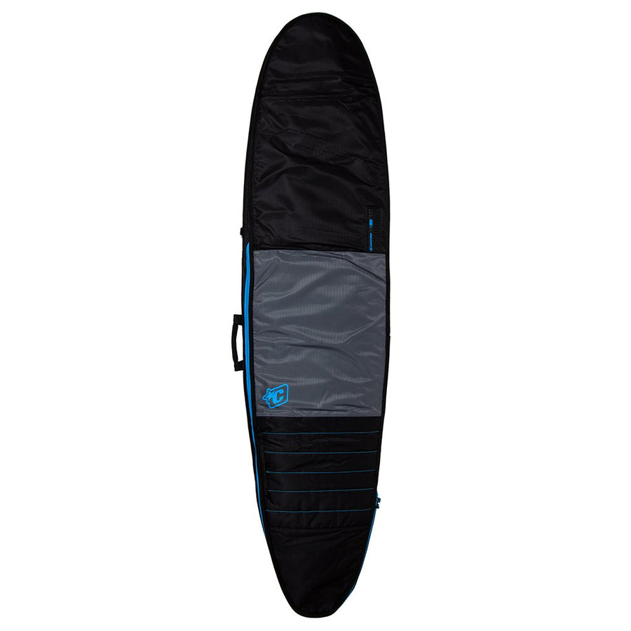 Creatures Longboard Day Use Bag - Charcoal/Cyan