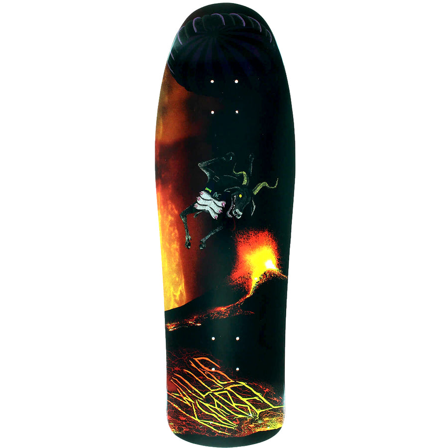 "Creatures Skate Willis Kimbel Paratrooper Skateboard 31.75"" Deck, Skate, Creatures Skate, 9.57, Creatures Skate, Creature Skateboards Willis Kimbel Paratrooper Skateboard Deck - 9.57"" x 31.75""All skill levels.Deck Size: 9.57"" width x 31.75"" length"
