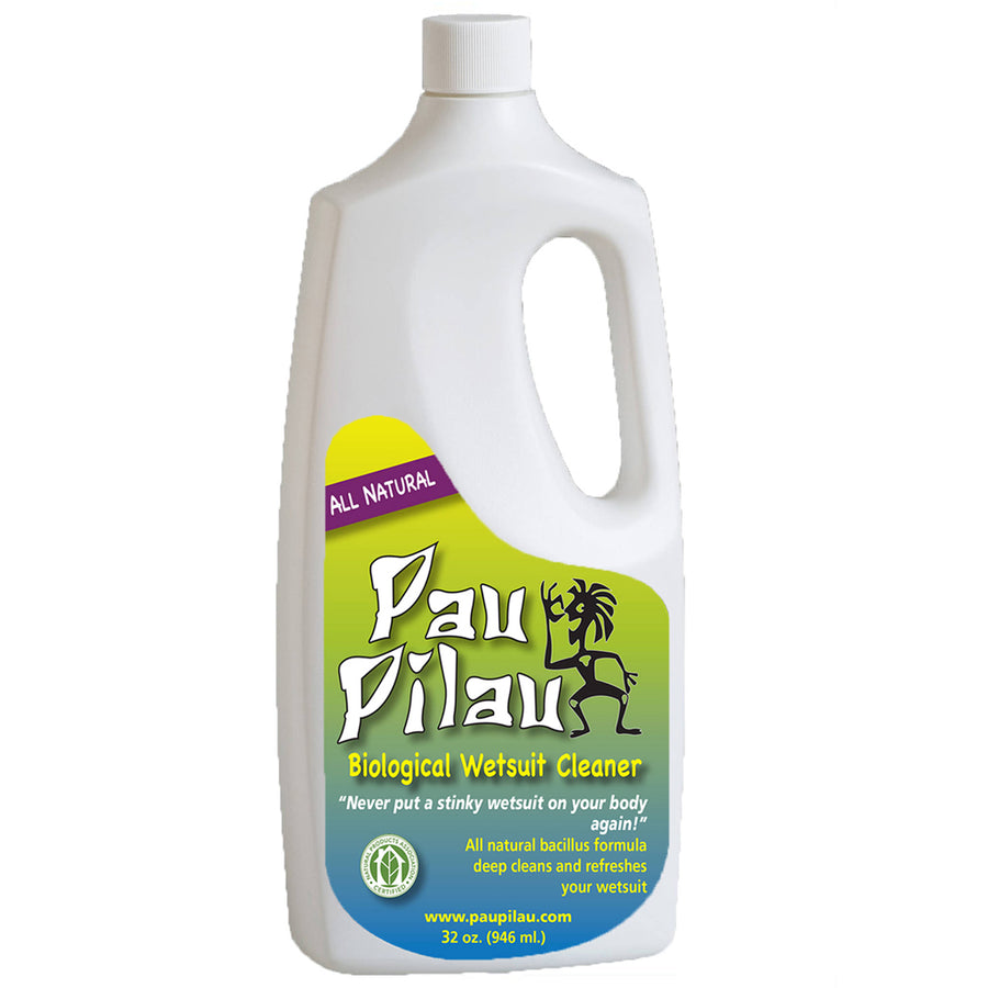 Pau Pilau All-Natural Wetsuit Cleaner - Seaside Surf Shop