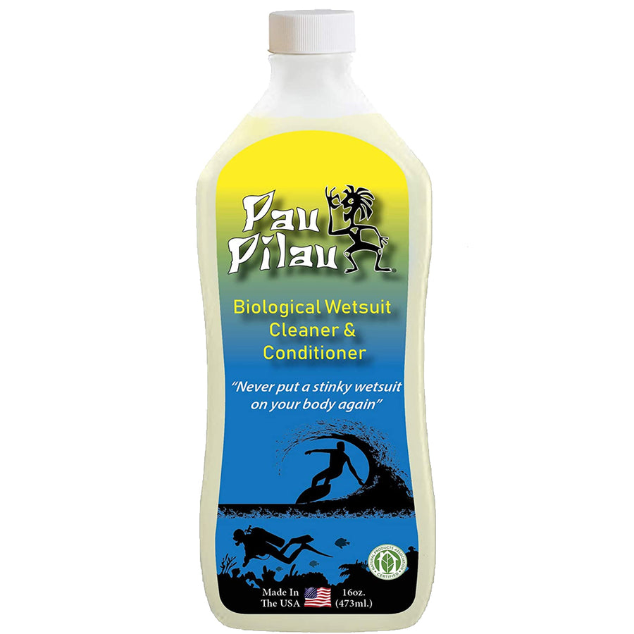 Pau Pilau All-Natural Wetsuit Cleaner - 16oz