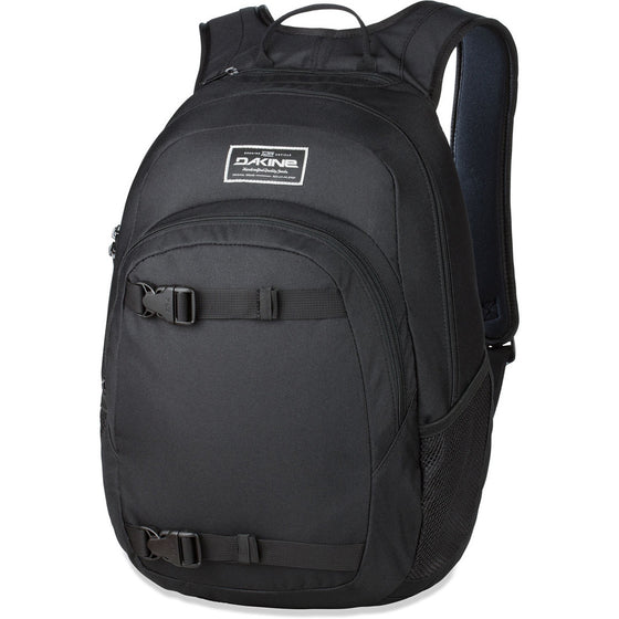 -Wetsuit Accessories-Dakine Point Wet/Dry 29L Backpack - Black-Dakine-Seaside Surf Shop