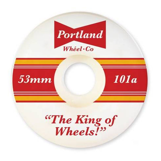 "-Skate-The Portland Wheel Company 53mm ""The Buds"" 101a Wheels-The Portland Wheel Company-Seaside Surf Shop"
