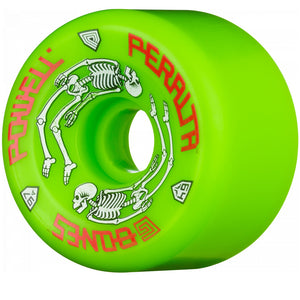 Powell Peralta G-Bones 64mm 97a - Green-Powell Peralta-Seaside Surf Shop