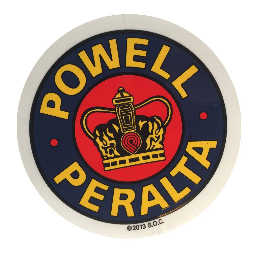 Powell/Peralta Crown 3.5""