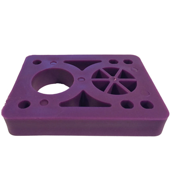 -Skate-Vision 1/2 Inch Skateboard Risers - Purple-Vision-Seaside Surf Shop