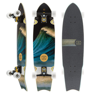 Sector 9 Ray Collins Unagi Complete - 34.5""
