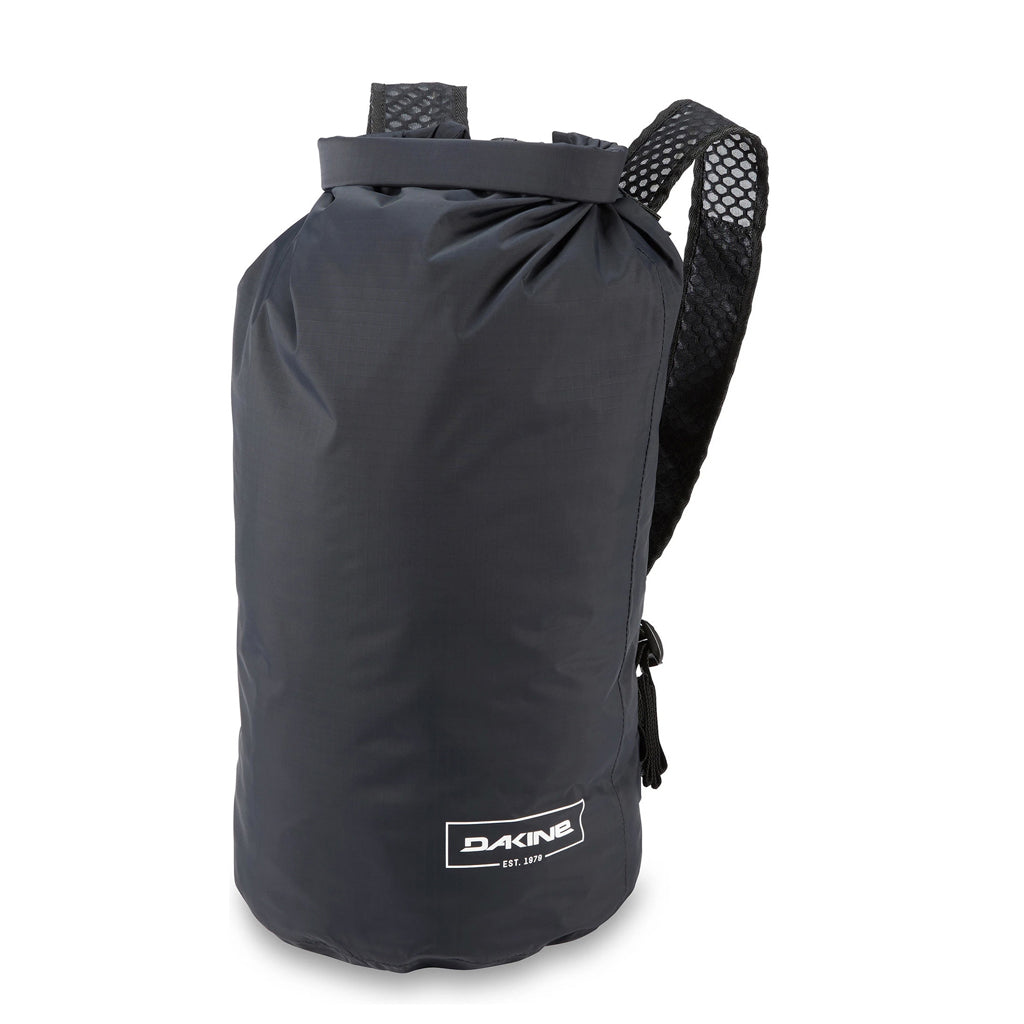Dakine 30L Packable Roll Top Pack - Black - Seaside Surf Shop
