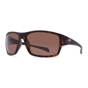 Rove Polarized Sunglasses - Stride - Matte Tortoise/Bronze