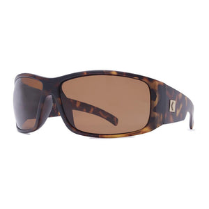 Rove Polarized Sunglasses - All Day - Matte Tortoise/Bronze