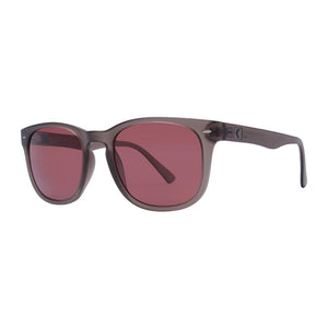 Rove Polarized Sunglasses - La Playa  - Matte Crystal Grey/Rose