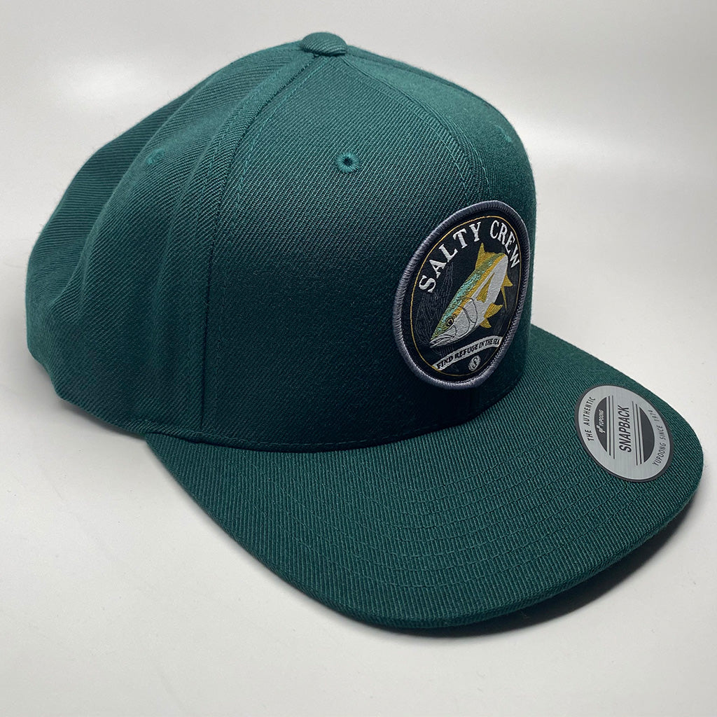 Salty Crew Homeguard 6 Panel Cap - Spruce - Seaside Surf Shop