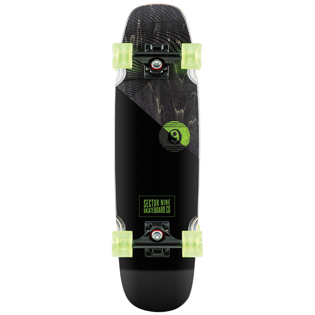 "-Skate-Sector 9 Sand Shark Complete - 28.5""-Sector 9-Seaside Surf Shop"