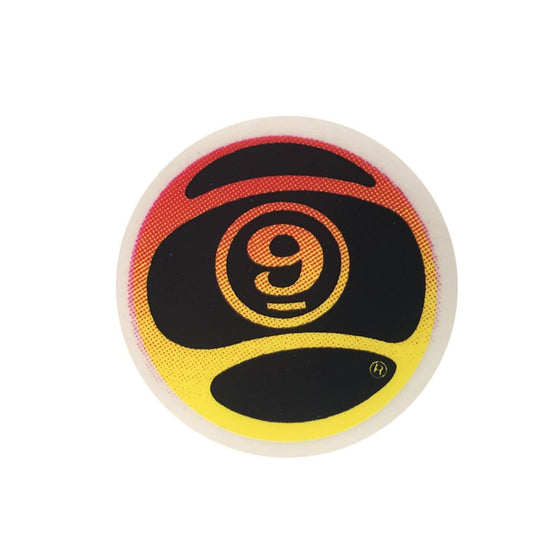 "-Misc. Stuff-Sector 9 Circle Fade 2"" - Orange/Yellow-Sector 9-Seaside Surf Shop"