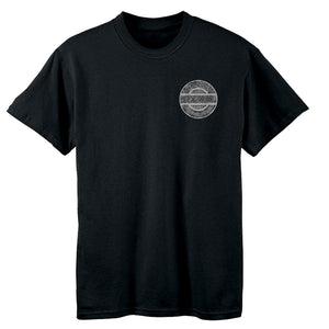 Sex Wax Mens Camo Tee - Black