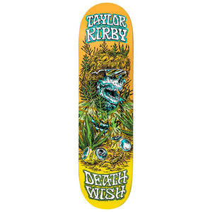 "Deathwish Skate Kirby Skateboard 8.25"" Deck - Buried Alive"