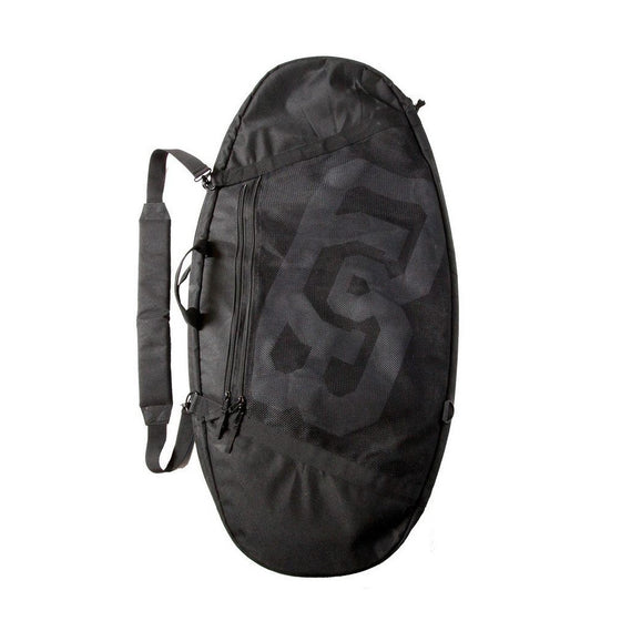 -Skimboards-DB Skim Skimboard Wanderer Deluxe Bag - Black-DB Skim Co-Seaside Surf Shop