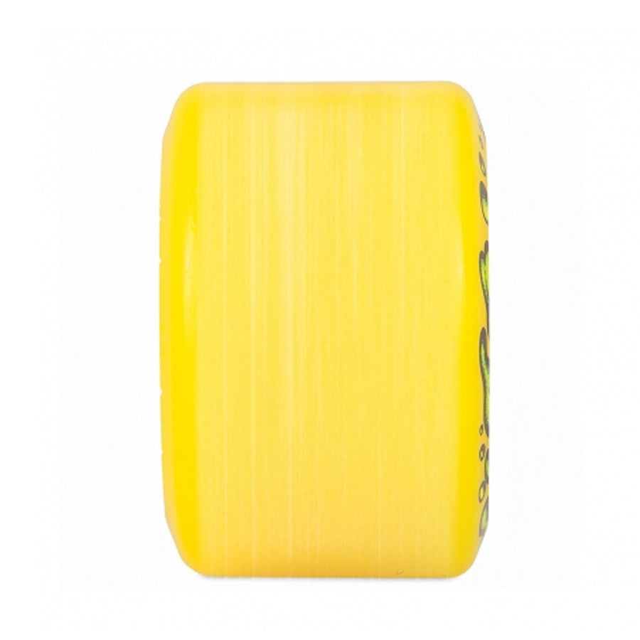 OG Slime 60mm 78a Skateboard Wheels - Yellow