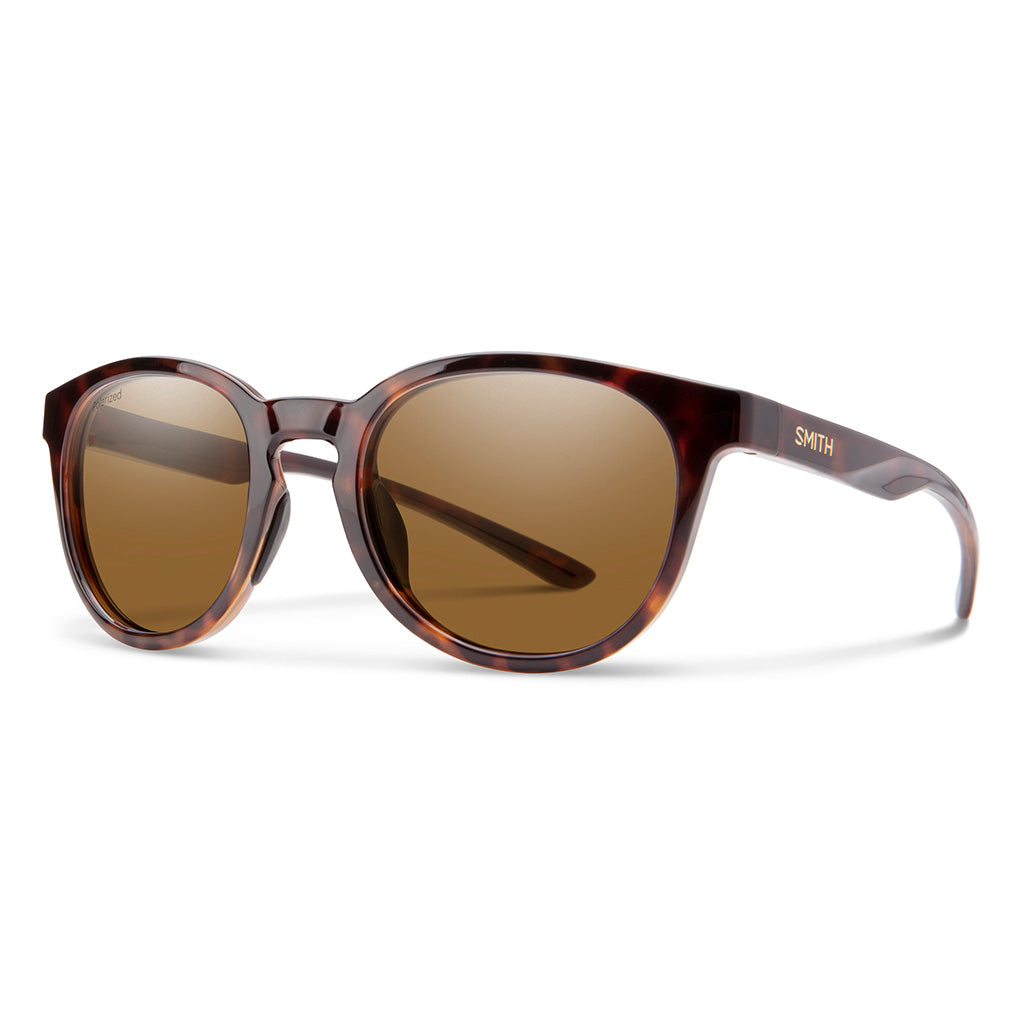 Smith Optics: Eastbank | Tortoise Polarized Brown - Seaside Surf Shop