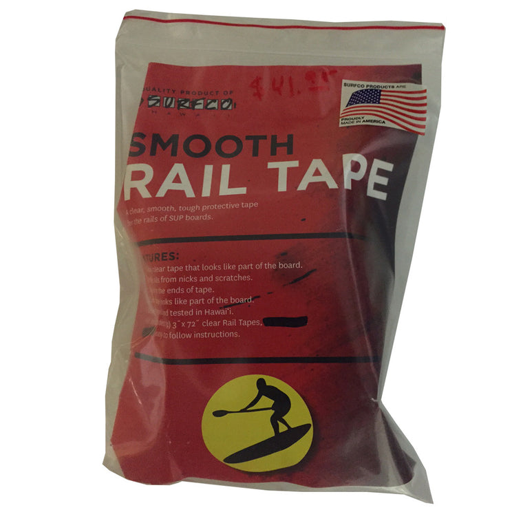 Surfco Smooth Rail Tape Kit for SUP - Seaside Surf Shop