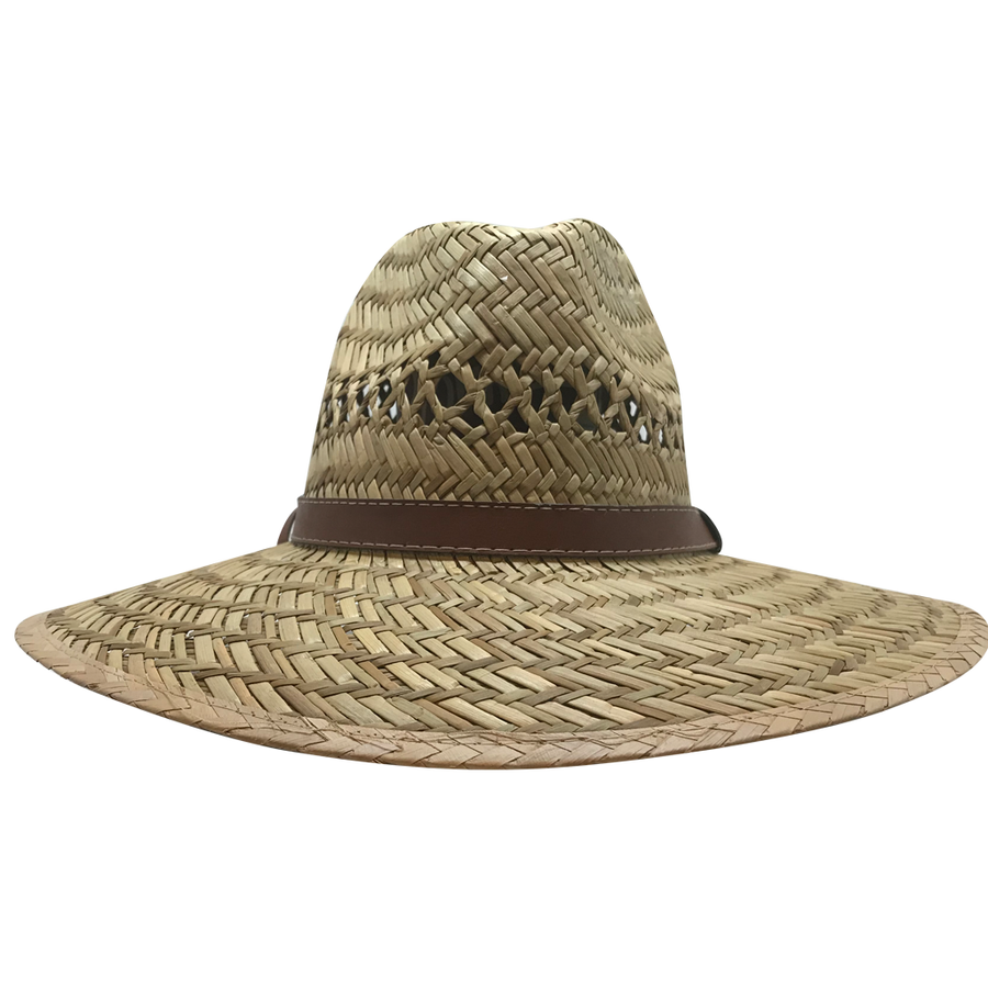 Wetproducts Sneaky Beach Guy Straw Hat-Wet Products-Seaside Surf Shop
