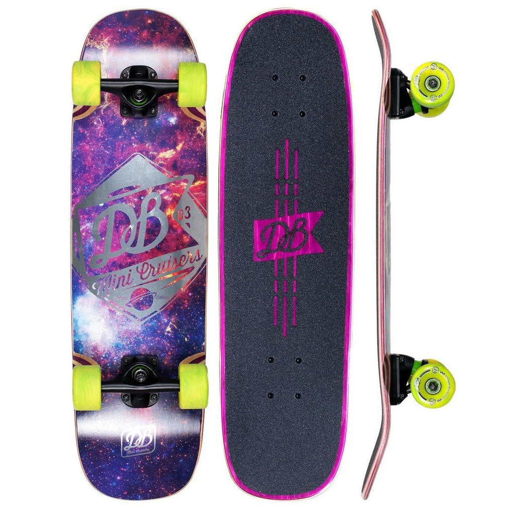 "DB Skateboards Space Cruiser 28.75"" - Complete"