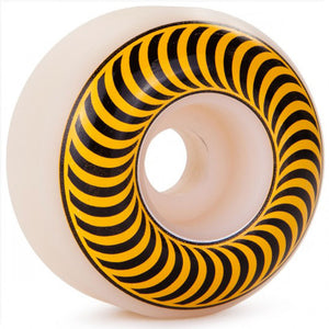 -Skate-Spitfire 55mm Classic Wheels - Yellow-Spitfire-Seaside Surf Shop