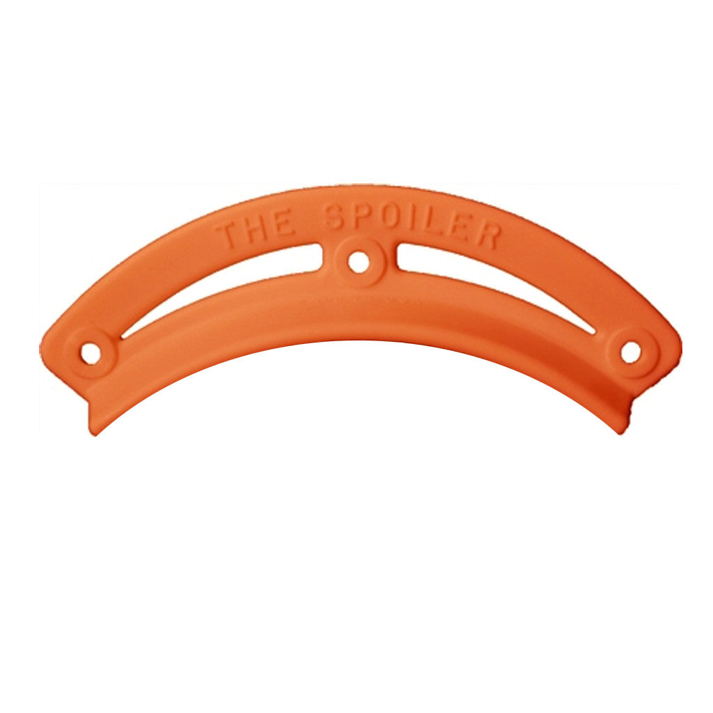 Vision Skate Deck Nose Guards - Orange