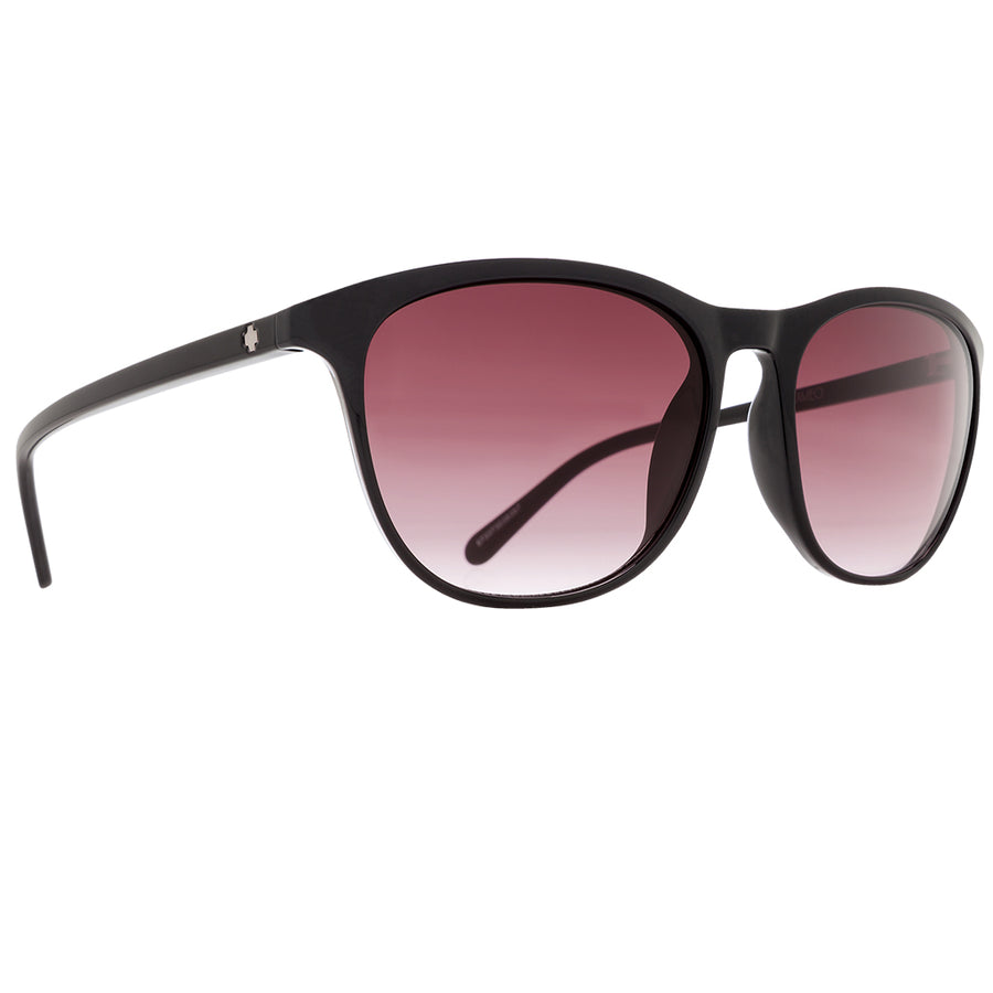 Spy Optics Cameo - Black/Happy Merlot Fade Lens-SPY-Seaside Surf Shop